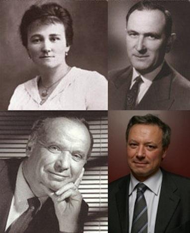 Sophie, André, Claude et Marc Senoble : 4 générations d'entrepreneurs
