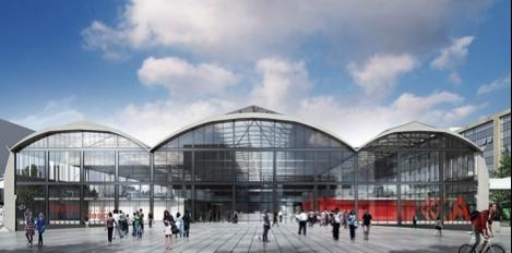 Le plus grand incubateur de start-ups du monde sera français