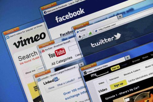 Réseaux sociaux et entreprises : encore des efforts à fournir