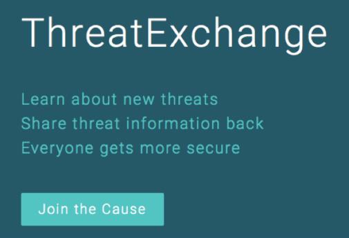 Cybersécurité : lancement de la plateforme ThreatExchange