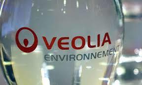 Besoin de moins d'eau pour Veolia environnement