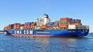 Les prochains porte-conteneurs géants de CMA CGM navigueront au gaz naturel