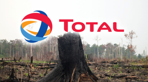 """Total ne veut pas être """"le bouc émissaire"""" de la transition vers l'écologie"""