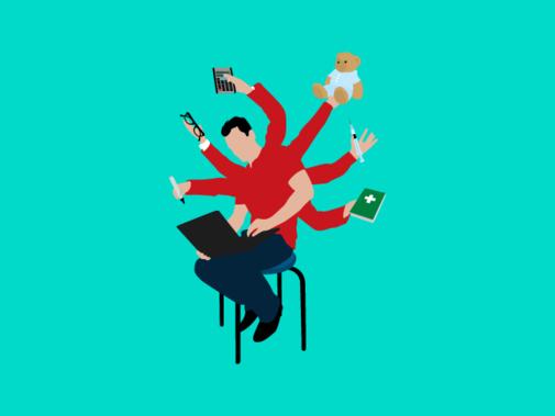 Le multitasking ne fonctionne pas au travail
