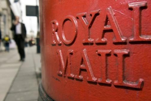 2000 emplois supprimés chez le groupe postal Royal Mail