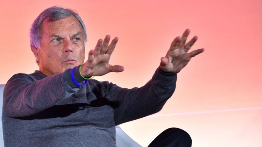 Martin Sorrell rachète une agence de communication en France
