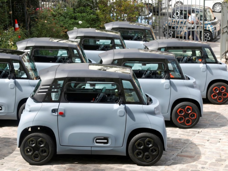 PSA va cesser de produire deux petites voitures essence