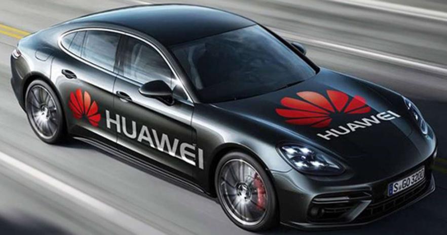 Une nouvelle opportunité dans le domaine des véhicules intelligents pour Huawei