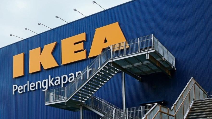L'investissement d'Ikea dans un entrepôt pour l'amélioration de ses offres