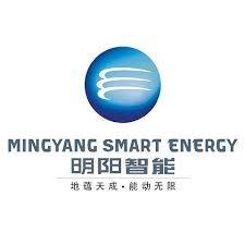 La société chinoise MingYang smart energy dévoile la plus grande éolienne à propulsion hybride du monde
