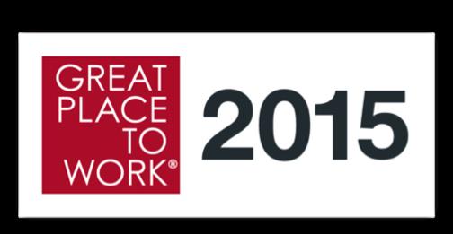 "Nouveau classement ""Great Place to Work"""