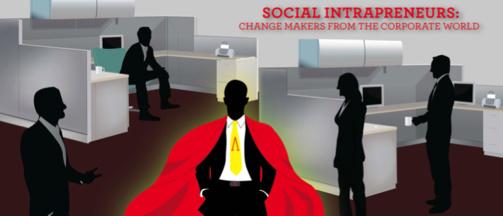 Les intrapreneurs sociaux combinent profit et solidarité dans leurs entreprises