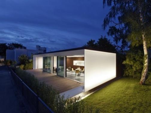 Une première maison active en Allemagne