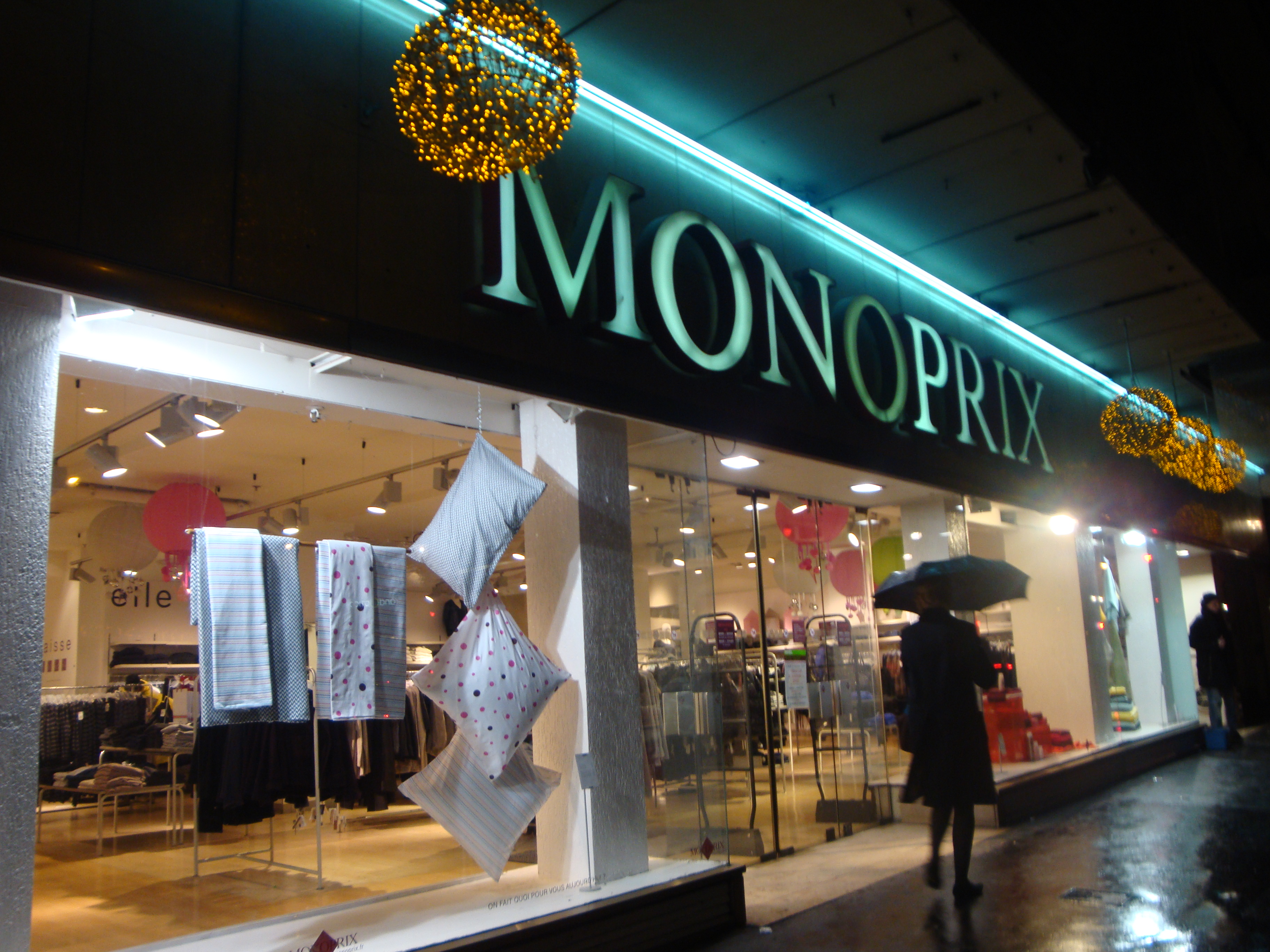 Monoprix tente d'acheter Epicery