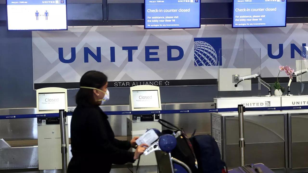 United Airlines met en garde contre la suppression de 16 000 emplois et appelle le gouvernement à la rescousse