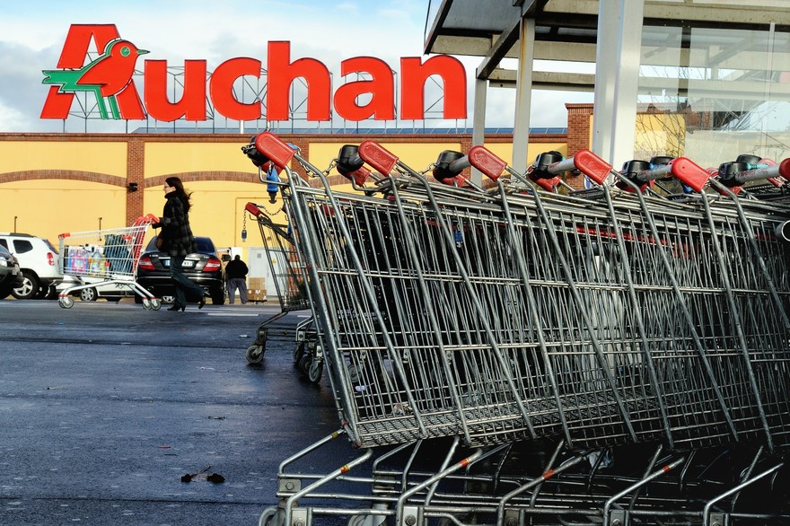 Auchan quitte la Chine et vend ses activités Chinoises à Alibaba