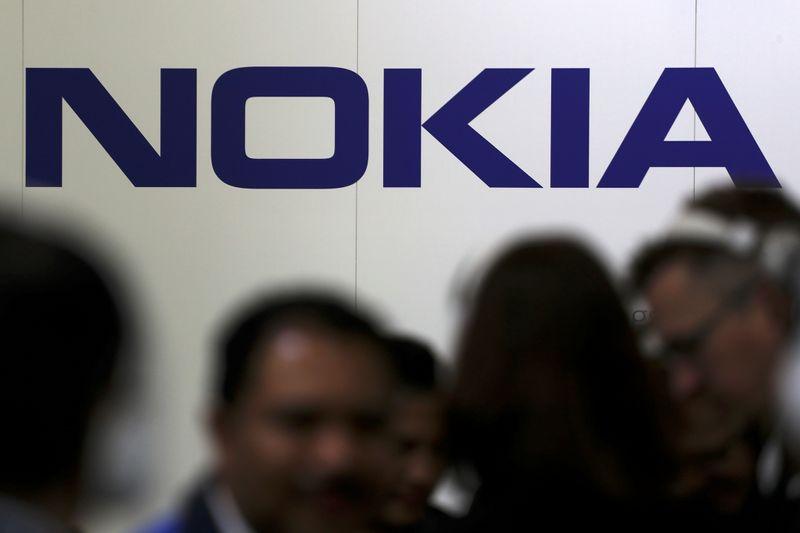 L'augmentation des titres en Bourse de Nokia grâce au déploiement de la 5G