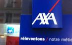 Résultats positifs pour AXA au premier semestre